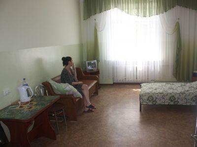 больница в Горловке