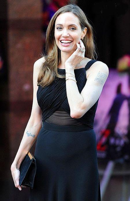 Анжелина Джоли поразила откровениями  и работоспособностью.