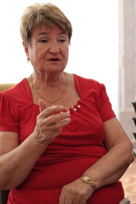 Директор центра Людмила Лазаренко:  «Я добьюсь справедливости,  чего бы мне это ни стоило!».