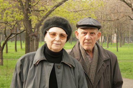 Раньше Боровковы выходили вместе в парк гулять.
