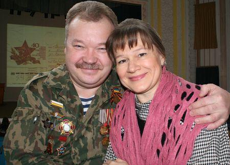 Виталий и Людмила Кудреватых  не расстаются после первой случайной встречи в 1983-м году.