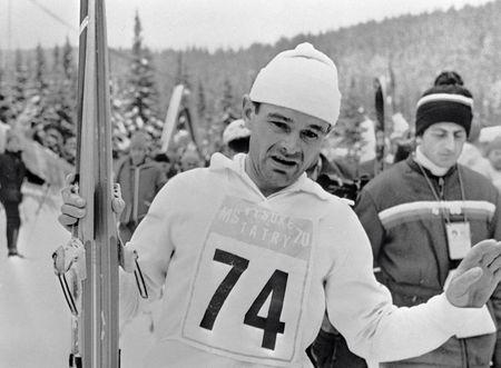 Советский лыжник Вячеслав Веденин знал