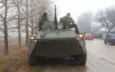 Крым готовится к референдуму.