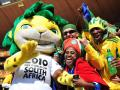Открытие ЧМ-2010 в ЮАР: грандиозное шоу (ФОТО)