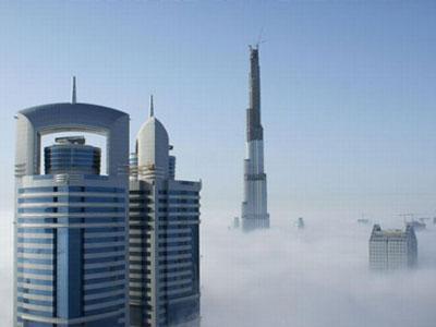 Список самых высоких зданий и сооружений мира