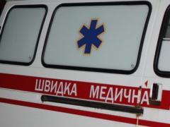 Горловчанку в автобусе травмировал огнетушитель