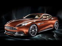 Aston Martin показал новый суперкар (ФОТО)