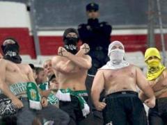 Украину во время Евро-2012 не посетило ни одного экстремиста