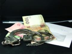 В Донецкой области сельский голова попался на взятке