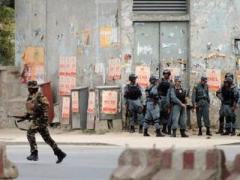 Военные освободили 40 заложников, захваченных талибами в Кабуле