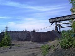 Склады шахты им. Засядько завалены углем. Горняки просят помощи