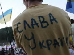 """Оппозиция """"заночевала"""" под Украинским домом"""