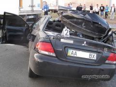Страшное ДТП в Киеве: четыре человека погибли на месте