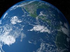 На Земле появился новый остров, угрожающий планете