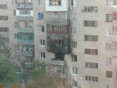 Одессит сгорел на балконе, ожидая пожарных