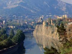 В Тбилиси разбились два банджи-джампера