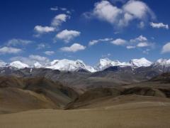 Тибет теряет ледники