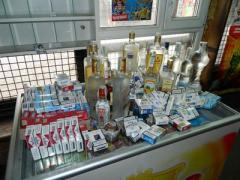 Мариупольская милиция занялась нелегальными торговцами