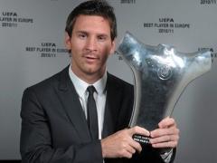 УЕФА определил претендентов на звание лучшего футболиста Европы