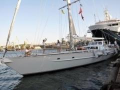 В Бермудском треугольнике потерялась яхта с мариупольскими яхтсменами