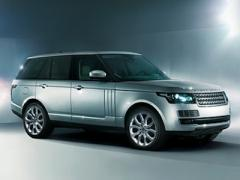 Land Rover показала новый внедорожник Range Rover