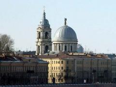 Из храма в Санкт-Петербурге украли мощи Александра Невского