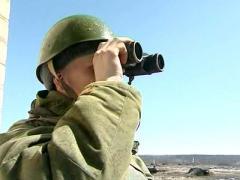 На границе России и Украины избили пограничников