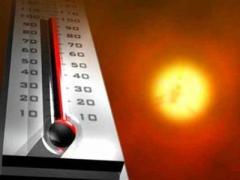 В Донецке ясно и тепло