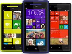 HTC показала главных конкурентов Nokia на базе Windows 8