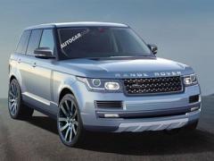 Land Rover готовит гибридную версию Range Rover