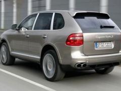 Porsche рассекретила самый мощный Cayenne