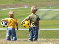 В Сумах открыли детский футбольный центр европейского образца