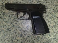 Бомж с игрушечным пистолетом напал на школьницу