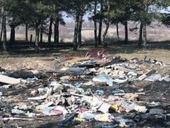 Прокуратура выявила страшные факты по загрязнению земель Донбасса