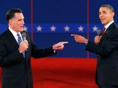 Обама победил Ромни