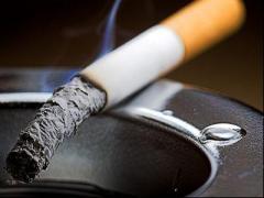 """Жители Донбасса все чаще """"устраивают"""" пожары во время курения"""