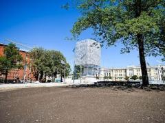 Старейшую площадь Харькова реконструируют