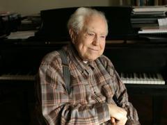 Скончался известный американский композитор Эллиот Картер