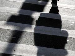 Водитель сбил ребенка на пешеходном переходе