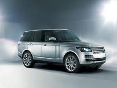 Новый Range Rover едет в Украину