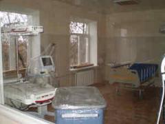 В славянской горбольнице отремонтировали и оборудовали детскую реанимацию