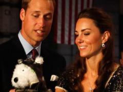 "Британцы ""ставят"" на имя будущего ребенка принца Уильяма и Кейт Миддлтон"