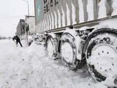 """В заторе на трассе """"Киев - Чоп"""" родился ребенок"""