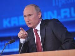 """Пресс-конференцию Путина """"растащили"""" на цитаты"""