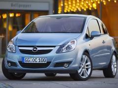 Opel тестирует новое поколение Corsa