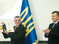 Президент раздал Шевченковские премии