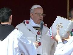 В Ватикане прошла интронизация Папы римского