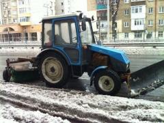 ЧП в Киеве. Женщина погибла под снегоуборочной машиной