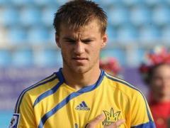 Ярмоленко вышел на пятое место в списке бомбардиров сборной Украины