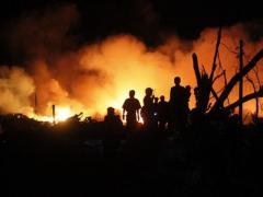 В Мьянме пожар в мусульманской школе унес жизни 13 человек